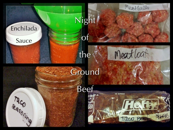 Night of the Ground Beef
